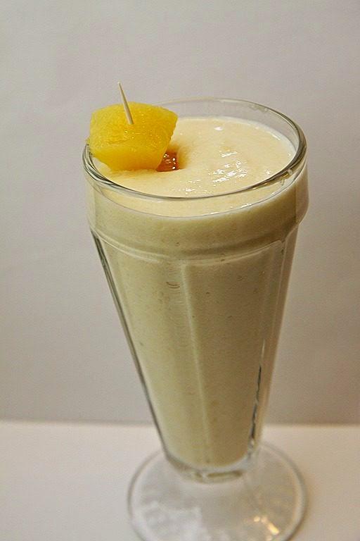 Protein Shake Cream Orange