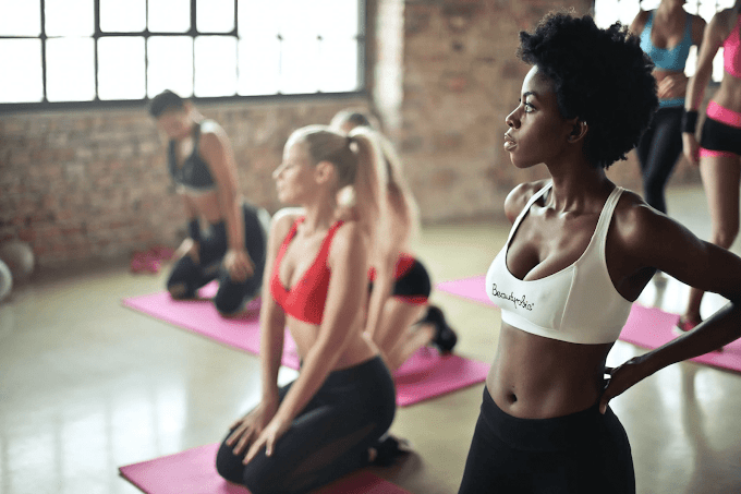 Side Breast Fat? 7 Exercises to Get Rid of It