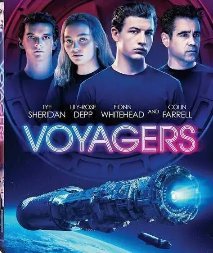 Voyagers Movie Review and Spoilers