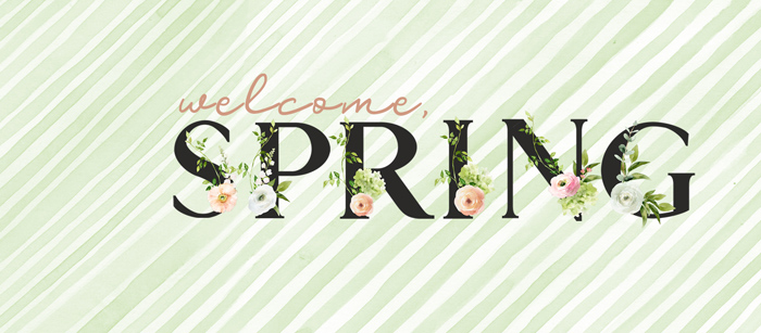 Welcome, Spring Facebook Cover