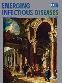 CDC Emerging Infectious Diseases