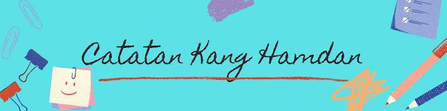 header catatan kang hamdan