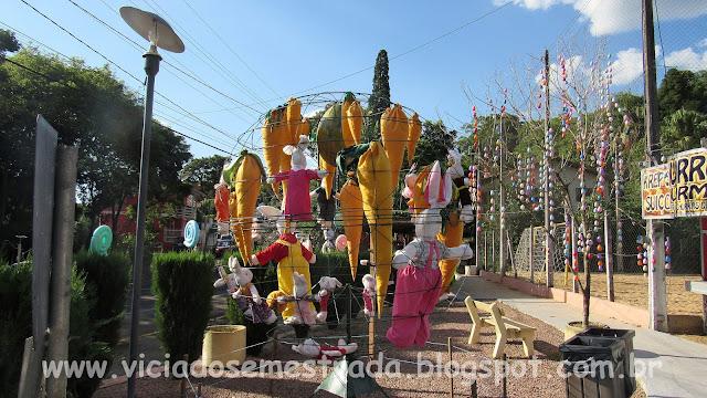 Páscoa em Colinas, Praça dos Pássaros, RS