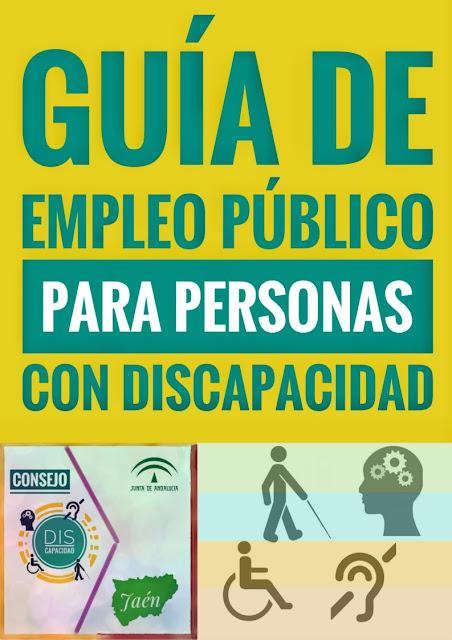 guia de empleo publico para personas con discapacidad