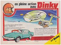 Dinky Toys, Triumph TR 7