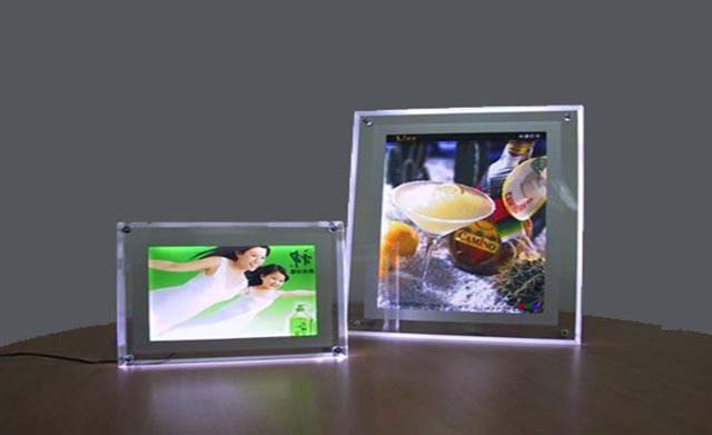 frame foto akrilik