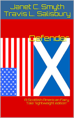 Old Cover For Short Defender E-Book