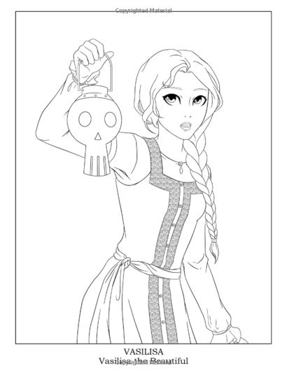 Once Upon A Time Tv Show Coloring Sheets Coloring Pages