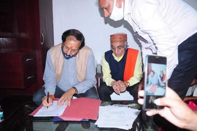प्रभारी कुलपति प्रो. टीएन सिंह ने संभाला कार्यभार | #NayaSaveraNetwork