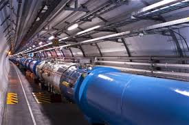 What If You Put Your Head Inside a Particle Accelerator