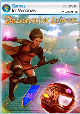 Descarga Broomstick League pc español
