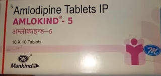 Amlodipine tablets use for the treatment of Blood pressure