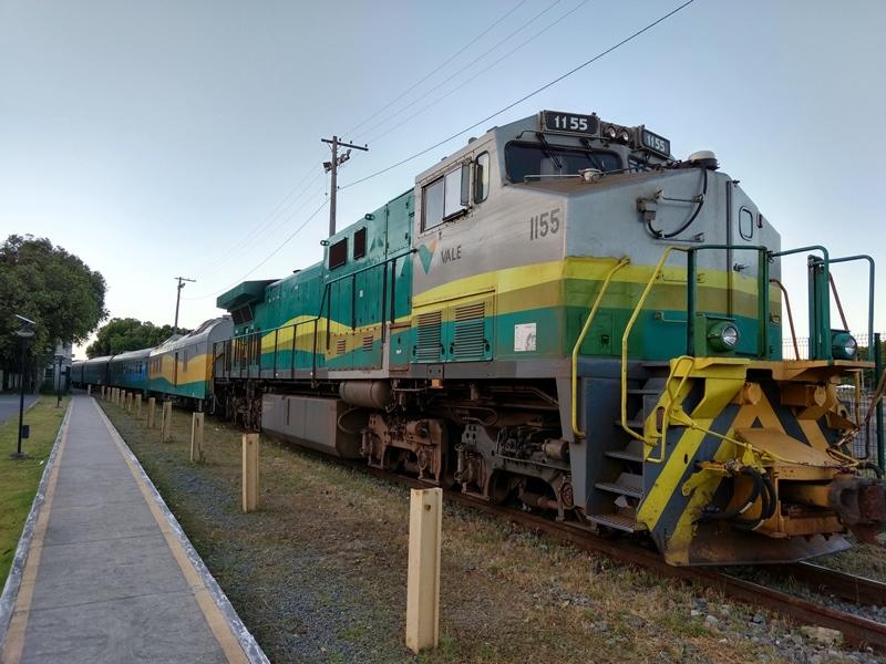 Viagem de Trem Vitória Belo Horizonte - MG