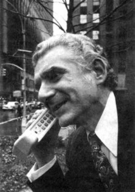 Buon compleanno cellulare. Il 3 Aprile 1973 la prima telefonata