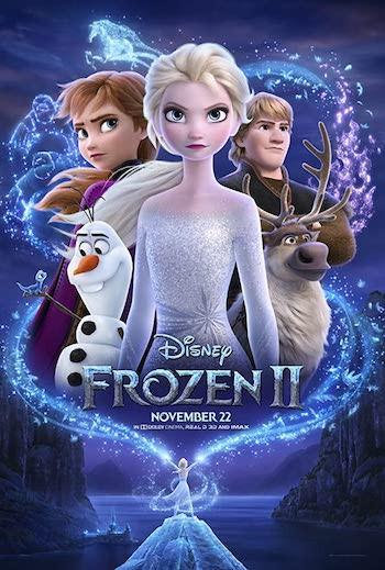 Frozen 2 2019 720p 900MB