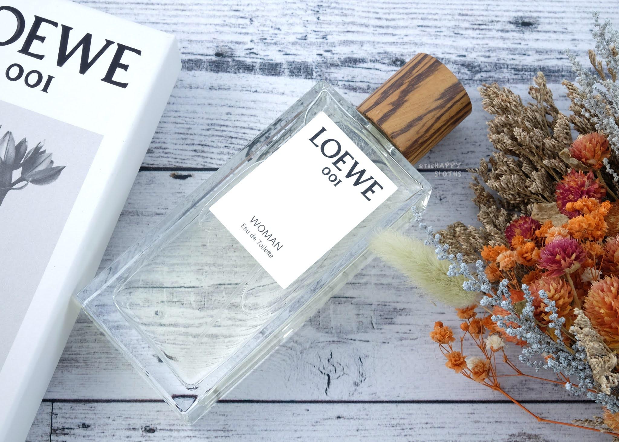 Loewe | 001 Woman Eau de Toilette: Review