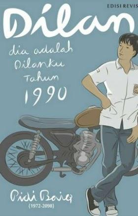 Download ebook Novel Dilan : Dia adalah Dilanku tahun 1990 by. Pidi Baiq pdf