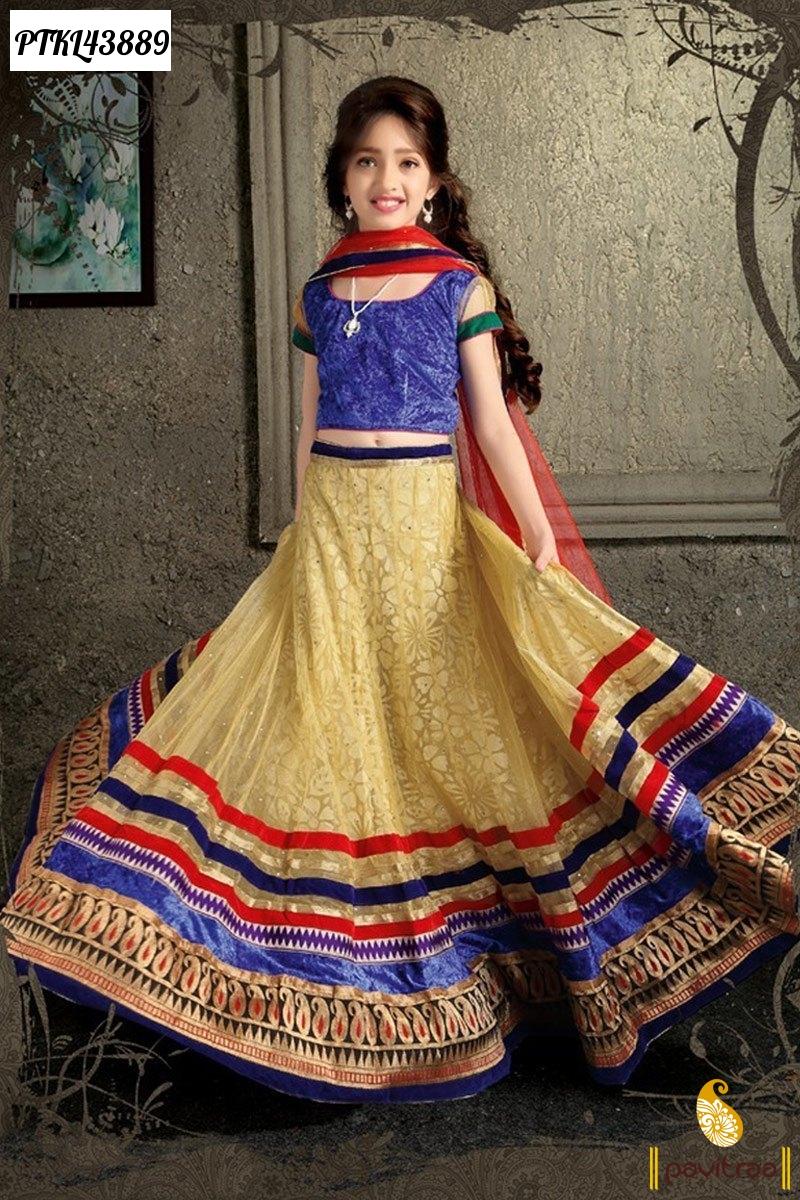 Navratri Kids Special Lehenga Choli 2015 16 Women