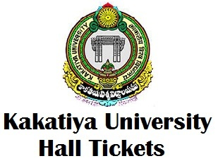 KU Warangal Hall Tickets 2017