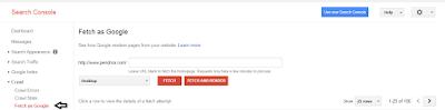 Cara Agar Artikel Cepat Di index Google dan yahoo