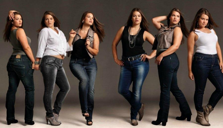 283a90f52 Tipos de jeans para gorditas | Solo para Gorditas