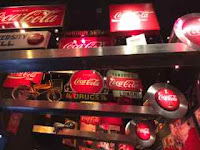 Coca-Cola artifacts