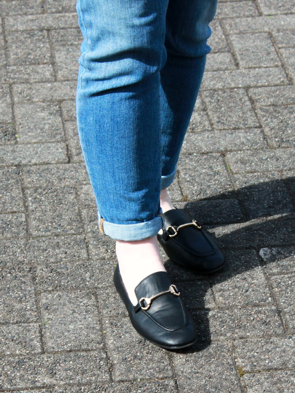 Primark Gucci-Dupe Loafers
