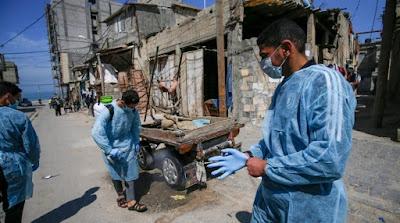EU promises Gazans help getting virus vaccine