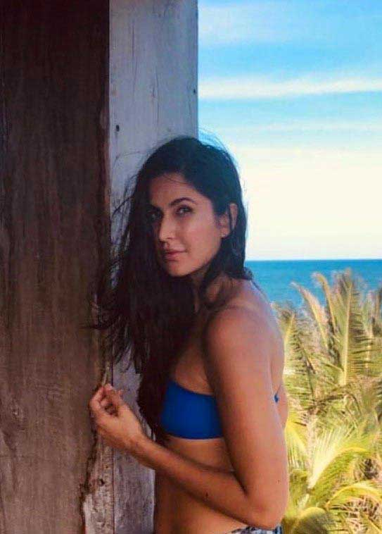 120+ Images of Katrina Kaif in Bikini Swimsuit and Lingerie