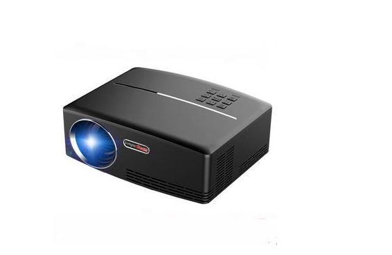 ViviBright GP80 1800LM 1920*1080 HD Home Theater Portable LED Projector