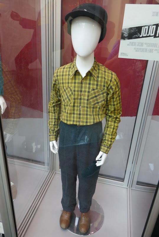 Roman Griffin Davis Jojo Rabbit movie costume