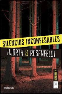 """Silencios inconfensables"" de Michael Hjorth & Hans Rosenfeldt"