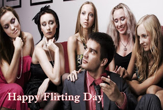 Happy Flirting Day image and Wallpaper