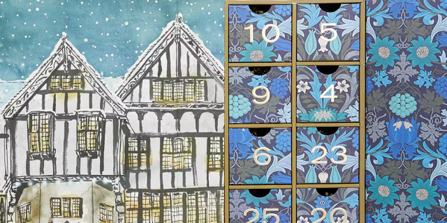 The Liberty Beauty Advent Calendar 2020