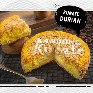 Kunafe-durian