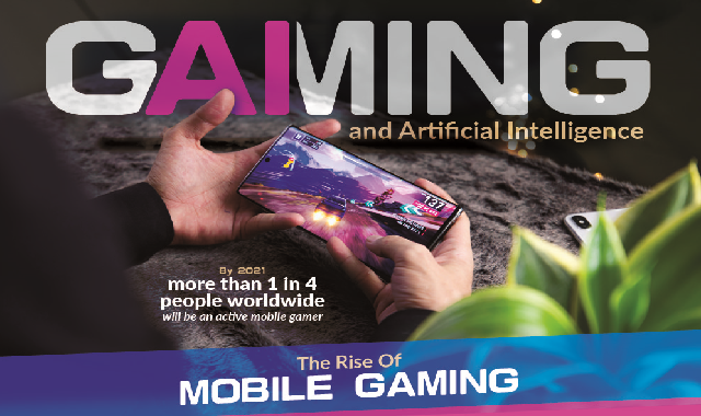 Gaming and Artificial Intelligence #infographic