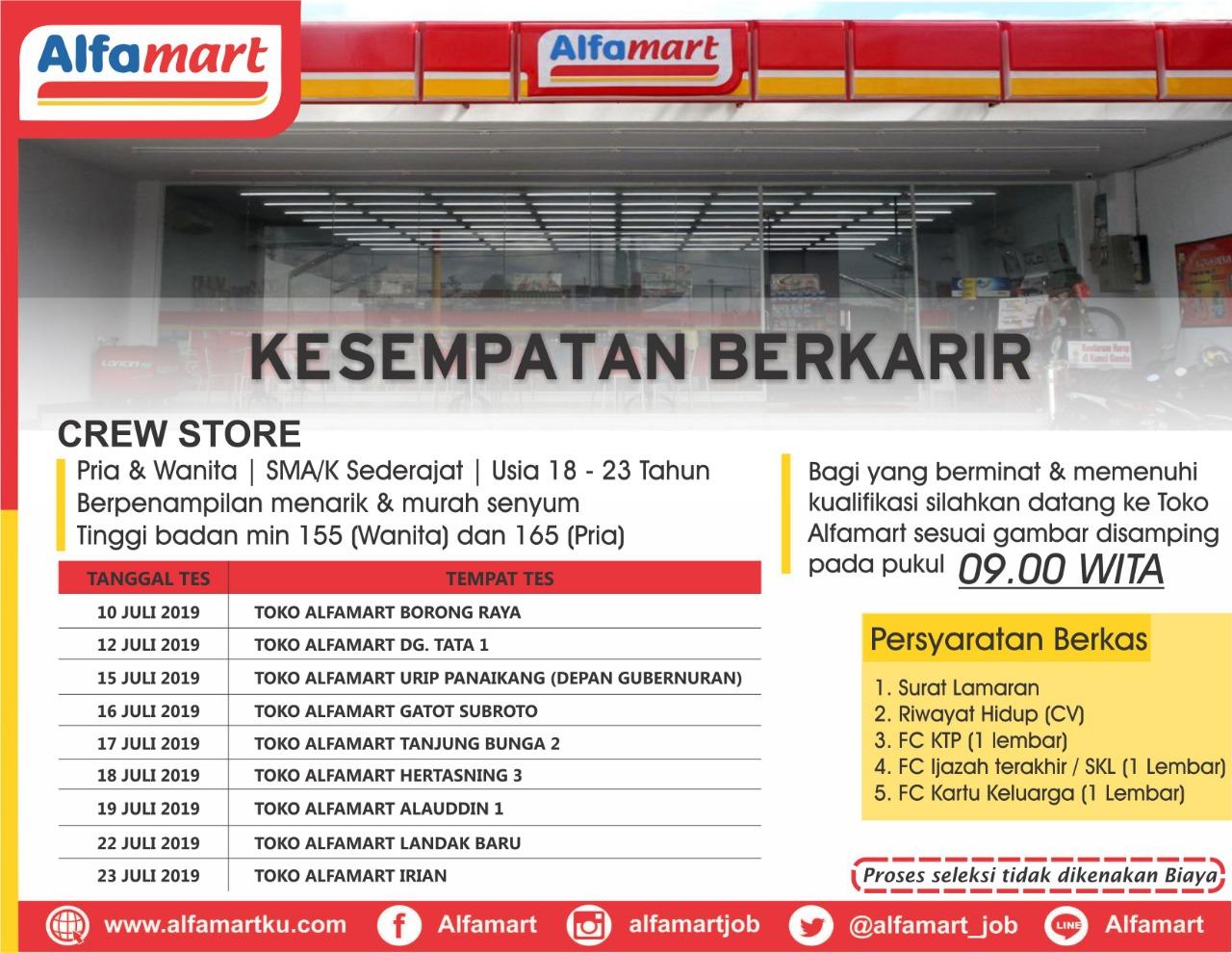 Lowongan Kerja Loker Lulusan Sma Smk Makassar Juli 2019