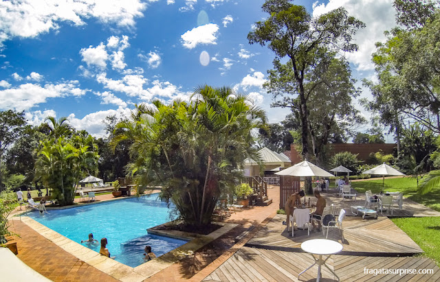 Hotel San Martin Resort & Spa, Foz do Iguaçu, Brasil