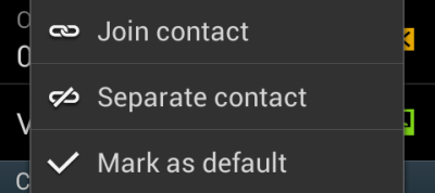 How to clean up the duplicate contact on you Samsung Android