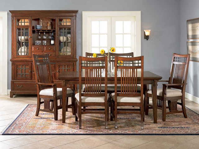 wooden dining room sets by westside furniture