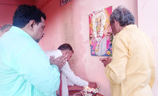#JaunpurLive : एक्यूप्रेशर चिकित्सा व प्रशिक्षण शिविर का हुआ शुभारंभ