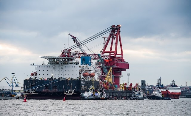 """Fortuna resumes laying a Gas pipeline in Danish waters within the """"Nord Stream 2"""" project"""