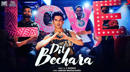 dil bechara review, sushant singh rajput movie
