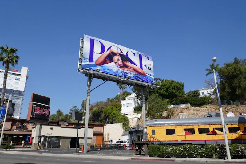 Pose season 3 billboard