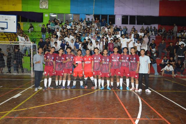 SMA N 1 Prambanan Juara 2 Futsal Dandim Cup IV TA 2019