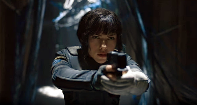 Ghost in the Shell (2017) Movie - Sinopsis