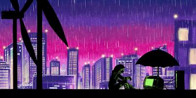 Terminal City, illustrated by Monosílabo