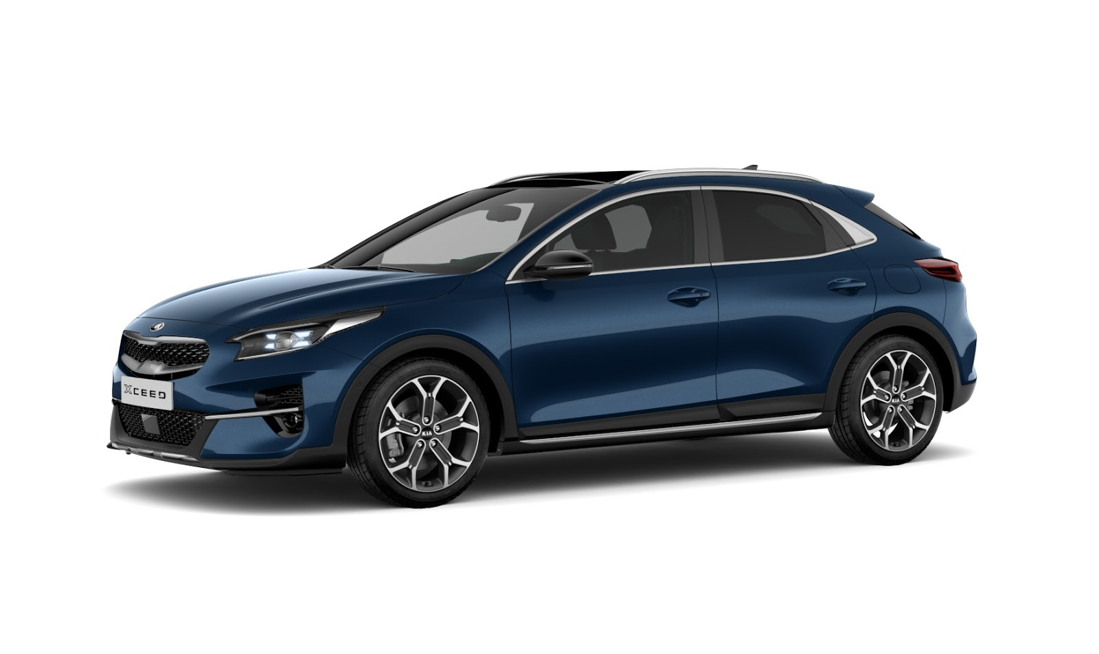 Kia Xceed 2020 Couleurs Colors