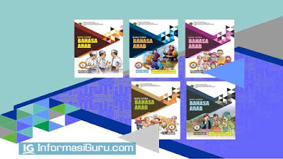 Download Buku Siswa Bahasa Arab 2019 MI Kelas 1,3,4,5 dan 6 (Semua Kelas) Sesuai KMA Nomor 183 Tahun 2019