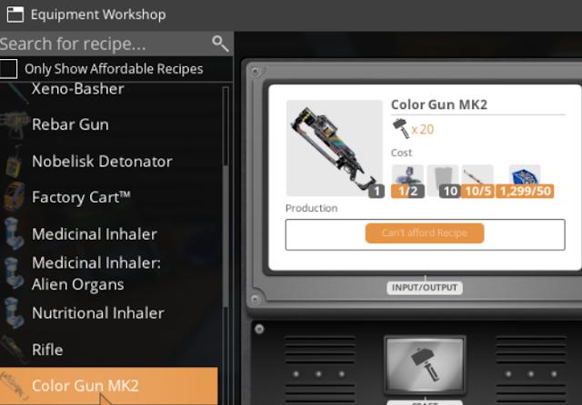 Paint Gun MK2